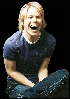 Randy Harrison @ Queer as Folks as Justin Taylor by Randy Harrison Fans Club, via Flickr- Too danmn cute!!!