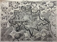 Grayson Perry A Map of Days so clever so detailed just blows me away