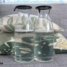 #pyykinpesu #huuhteluaine #pyykkietikka #etikka #eteerisetöljyt #diypyykkietikka #luonnollistapuhtautta #itsetehtypyykkietikka #menaiset #menaisetblogit #laundry #softener #laundrysoftener #laundryday #laundryvinegar #vinegarforlinen #vinegar #cleanlaundry #naturalcleaning #laundrydetergent #naturallaundry #essentialoils | Me Naiset – Blogit | Koti Kumpulassa – Itsetehty pyykkietikka - Emulgoitu versio