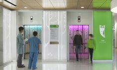 Seattle Children's Hospital | SEGD