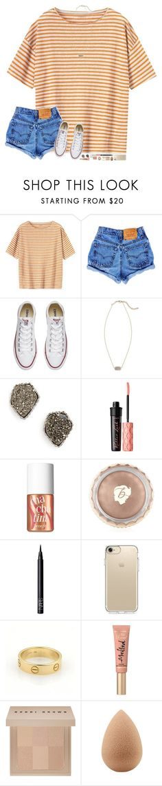 """rtd for some info on upcoming weeeeeeks ‼️"" by hopemarlee ❤ liked on Polyvore featuring Toast, Converse, Kendra Scott, Benefit, NARS Cosmetics, Speck, Cartier, Too Faced Cosmetics, Bobbi Brown #cosmetics and beautyblender"
