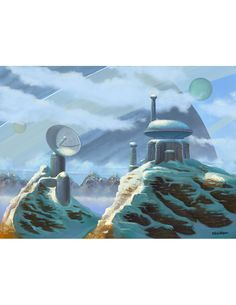 Eric Lofgren Presents: Alien Observation Station - Misfit Studios | Eric Lofgren | Publisher Resources | DriveThruRPG.com Star System, Stock Art, Art File, Misfits, All Art, Art Images, Studios, Presents