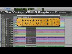 ▶ UAD Vertigo Sound VSM-3 Mix Satellite by Brainworx - Developed by Brainworx, the Vertigo Sound VSM-3 Mix Satellite plug-in for UAD-2 hardware and Apollo interfaces is an obsessive emulation of this over-built analog beast, capturing all the tone and character of the original hardware, while also adding to its feature set for more versatility.  In this tutorial video, you'll learn how to apply the unique power of the UAD Vertigo Sound VSM-3 Mix Satellite plug-in to your mix.
