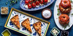 Bama - Grønn mandag – Fylte tomater med ris og urter