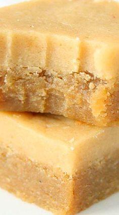 Peanut Butter Cookie Dough Blondies