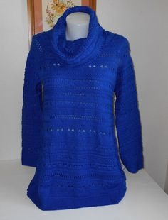 Image of Shirttail Tunic Sweater color Emerald Melange | Future ...