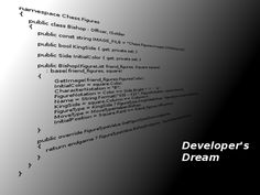 Developer's Dream - Free applications with source codes.
