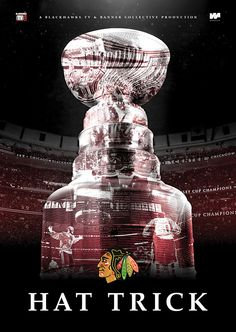 Blackhawks announce championship movie and book details - Chicago Blackhawks - News