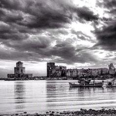 Methoni castle...  Photo by Nikos Markopoulos