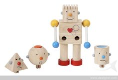 Toy for Autism Spectrum Disorder Wins 2011 Good Design Award