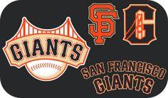 San Francisco Giants fonts
