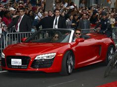 """Audi Keeps Pace with Iron Man 3 with Comic Book Contest, New TV Ad 