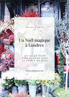 Un Noël magique à Londres | Ëlodie