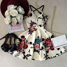 Swans Style is the top online fashion store for women. Shop sexy club dresses, jeans, shoes, bodysuits, skirts and more. Mode Outfits, Stylish Outfits, Dress Outfits, Fashion Dresses, Dance Dresses, Short Dresses, Summer Dresses, Summer Clothes, Pretty Dresses