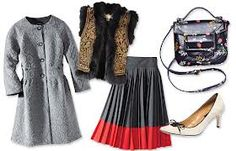 Coats and accesories