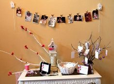 pink-little-blossom-is-on-the-way-baby-shower-welcome-table