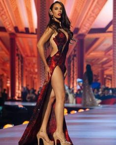 Catriona Elisa Magnayon Gray - Philippines - Miss Universe 2018 Miss Universe Philippines, Miss Philippines, Miss Universe Dresses, Cami Mendes, Filipina Beauty, Iconic Dresses, Miss World, Brunette Beauty, Grey Fashion