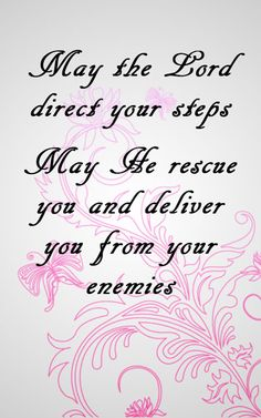 25 Short And Good Morning Prayers To Use On A Daily Basis - Jesus Quote - Christian Quote - May the Lord direct your steps. Prayer Verses, Bible Prayers, Faith Prayer, Prayer Quotes, My Prayer, New Quotes, Inspirational Quotes, Prayer Board, Motivational