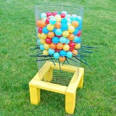 Take backyard games to a whole new level with a large-scale ...