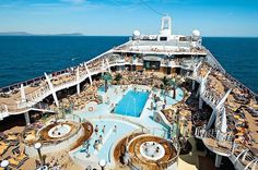 12 Most Luxurious Cruise Ships