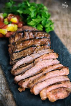 Simple Steak With Mustard Sauce
