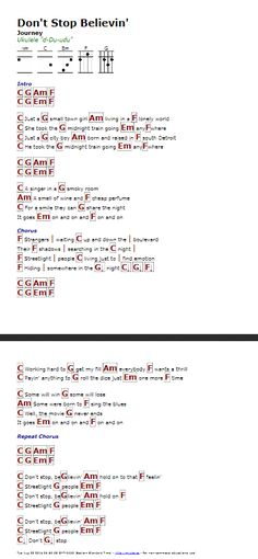 Drops Of Jupiter Chords And Lyrics Guitar Chords Pinterest