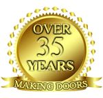Wood Garage Doors--when we are ready to replace the old garage doors.
