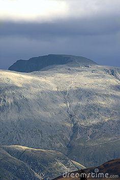 Scotland - Ben Nevis from Mallaig Road