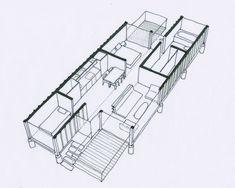 Container de esperanza / Benjamín García Saxe Architecture (23)