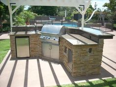 14++ Outdoor kitchen cabinets cheap ideas