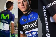 2016 cycling team kits: latest strips revealed - Cycling Weekly