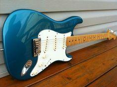 Ocean Torqoise Stratocaster