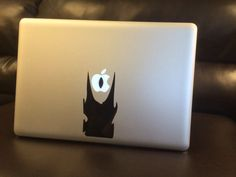 Eye of Sauron Vinyl Decal Apple logo CHOOSE A by GamingDecals