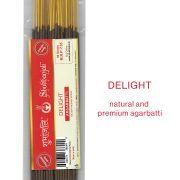 English Rose Aroma Incense Sticks (Agarbatti) - 50 Grams x 3 Incense Sticks, English Roses, Aromatherapy, Fragrance, Perfume
