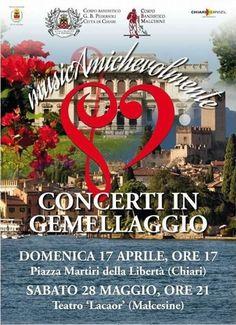 Concerti in Gemellaggio a Chiari e Malcesine http://www.panesalamina.com/2016/46859-concerti-in-gemellaggio-a-chiari-e-malcesine.html