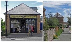 Main street of Oatlands Tasmania.  Article by Roger Findlay; photos by Tania Horne.