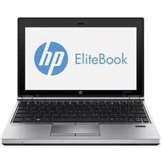 "HP - EliteBook 11.6"" Refurbished Laptop - Intel Core i5 - 8GB Memory - 750GB Hard Drive - Silver, 2170P-1028"