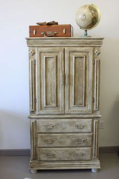 chalk paint annie sloan frottage, chalk paint, painted furniture