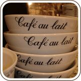 Cafe au Lait Bowl.  Working on this collection!