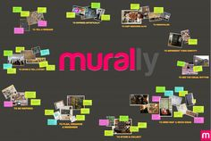 Mural.ly is a new tool that is a cross between Prezi and mind maps. It's easy to use and share what you create (perfect for most students, teachers, and parents) but the real beauty of mural.ly is in its lack of structure.