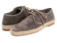 LOVE these. Espadrille for summer. To Boot New York Leon Grigio