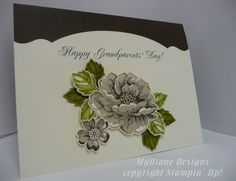 stampin up stippled blossoms | ... MyDiane Designs, Stampin Up!, handmade cards, cards, Stippled Blossoms