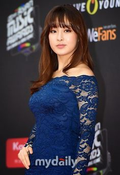 Kang So-Ra 강소라 2014 MAMA Kang Sora, Korea Fashion, Korean Beauty, Actresses, Blouse, Long Sleeve, Sleeves, Tops, Women
