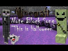minecraft halloween rap