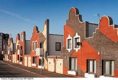 Housing, Islington Square, New Islington, Ancoats, Manchester Post Modern Architecture, Architecture Design, Fashion Architecture, Social Housing, Bucharest, Postmodernism, Art Google, San Francisco Skyline, Manchester