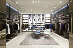 LIUJO boutique in boutique by Christopher Ward Studio, Madrid – Spain » Retail Design Blog