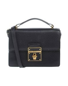 DOLCE & GABBANA . #dolcegabbana #bags #shoulder bags #hand bags #leather #satchel #
