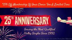 25%OFF | Phoenix Singles Celebrating 25th Anniversary