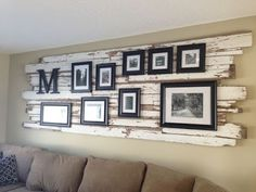 Re-cycled planks as a back drop for your family photo's.......d.