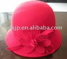 red festival cap hat